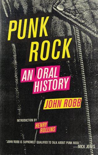 Punk Rock: An Oral History (English Edition) eBook: Robb, John: Amazon.es:  Tienda Kindle