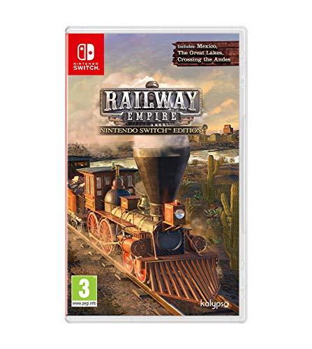 Railway Empire - Nintendo Switch Edition