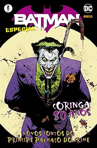 Batman Especial vol. 02: Coringa - Aniversário de 80 Anos