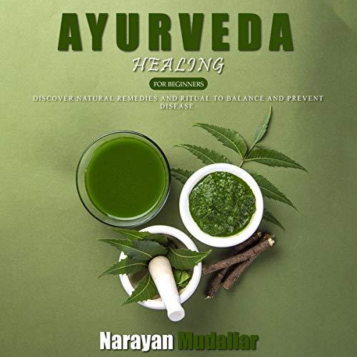 Ayurveda Healing for Beginners cover art