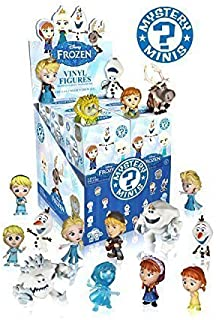 FUNKO Disneys FROZEN - Mystery Minis Vinyl Figure - (Three Mystery Boxes included per order) - 3 Pack