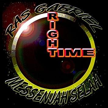 Right Time (feat. Messenjah Selah)