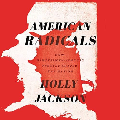 American Radicals audiobook cover art