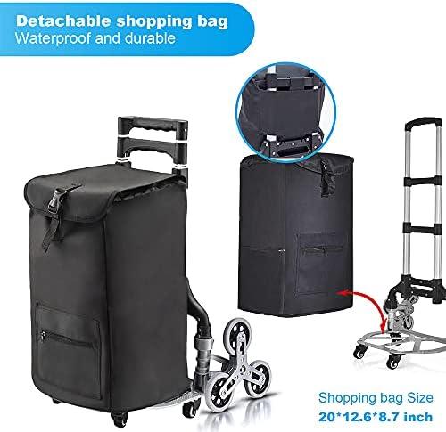 6 wheel shopping cart _image2