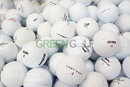 100 Stück A Grade Gebrauchte Golfbälle Golf Online/Grün