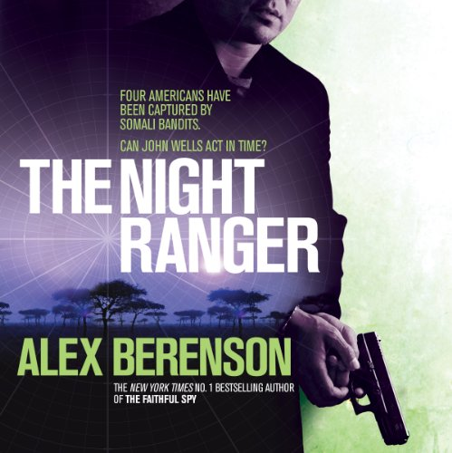 The Night Ranger audiobook cover art