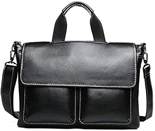 Briefcase Home Casual Business Trend Herren Tasche Aktentasche Herren Schulter Messenger Bag