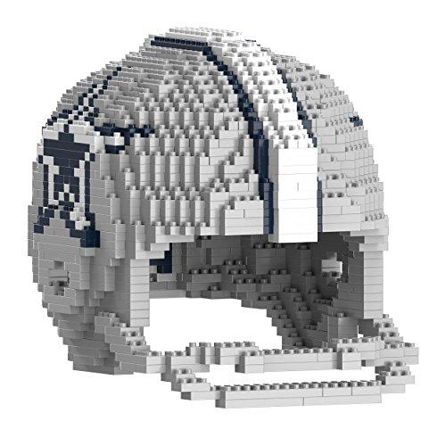 FOCO NFL Dallas Cowboys 3D BRXLZ - Large Helmet