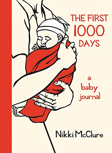 1000 days baby journal - 1