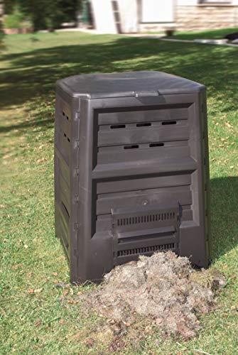 KHW 64029 Komposter ohne Boden, 640 L