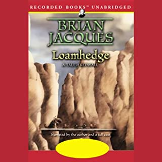 Loamhedge audiobook cover art