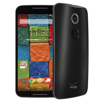 Motorola MOTO X 2nd GEN XT1096 16GB Verizon Wireless 4G LTE Smartphone - Black  Renewed
