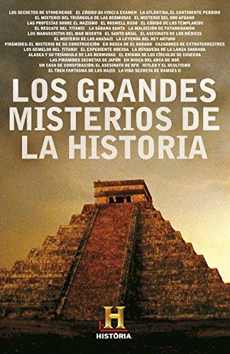 Los grandes misterios de la historia eBook: Canal de Historia: Amazon.es: Tienda Kindle
