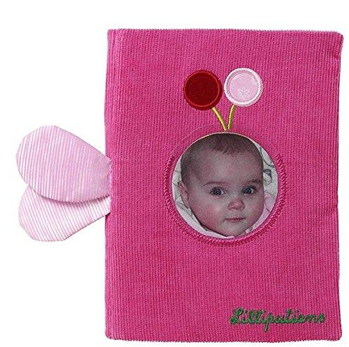 Lilliputiens 86046 Fotoalbum Elfe Liz für bis zu 10 Fotos, Maße: ca. 22 x 18 x 2,5 cm