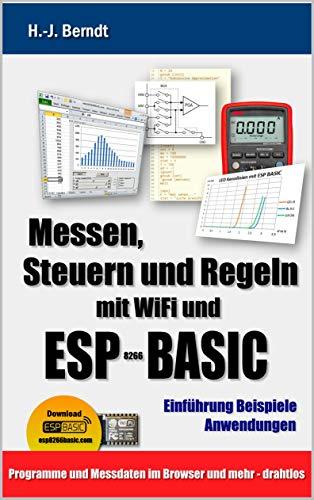 Messen, Steuern und Regeln mit WiFi und ESP-BASIC