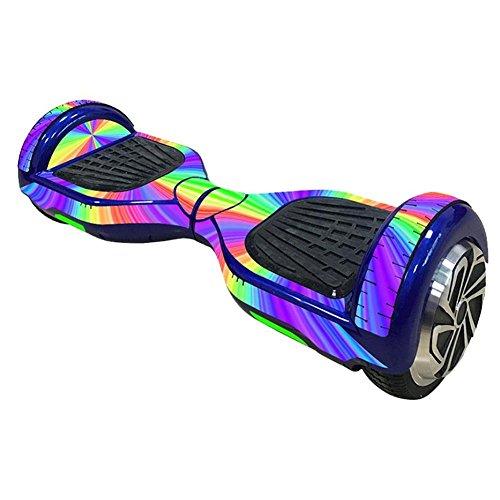 iBecly 6,5 Zoll elektrischer Roller-Aufkleber Hoverboard Gyroscooter-Aufkleber Zwei Rad selbstausgleichender Roller Schwebebrett-Skateboardaufkleber.