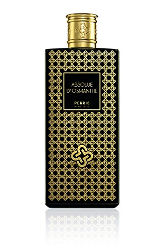 Perris Monte Carlo Absolue d    Allerghe Eau de Parfum Spray, 100 ml