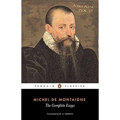 essays montaigne