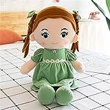 XYXY Juguete de regalo de 14 pulgadas, muñeca bebé Вirthday regalo muñeca con ropa, muñecas de...