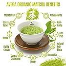 Organic Matcha Green Tea Powder - Authentic Japanese Top Ceremonial Grade Matcha Powder - 100% Pure Highest Quality 1st Harvest [1.07oz] #4