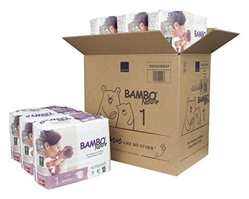 Bambo Nature Eco-Friendly Premium Nappies