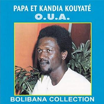 O.U.A (Bolibana Collection)