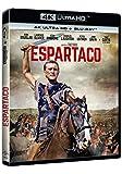 Espartaco (4K UHD + BD) [Blu-ray]
