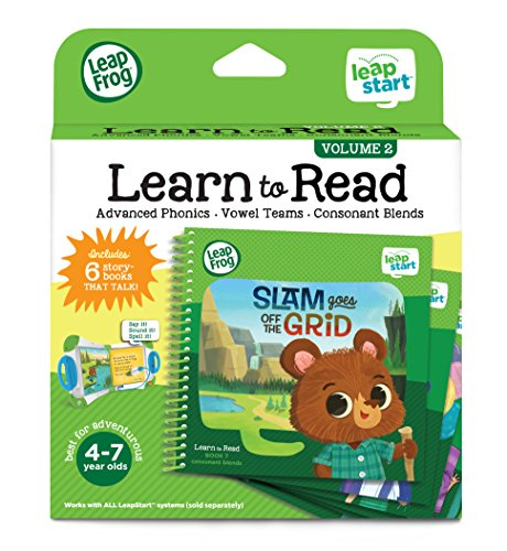LeapStart Advanced Learn To Read Book Pack (Vol. 2)