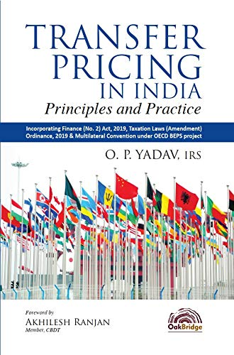 Transfer Pricing in India: Principles and Practice