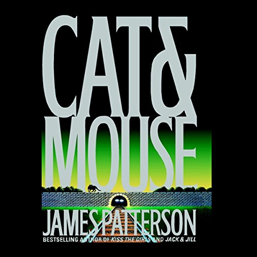 Cat & Mouse audiobook cover art
