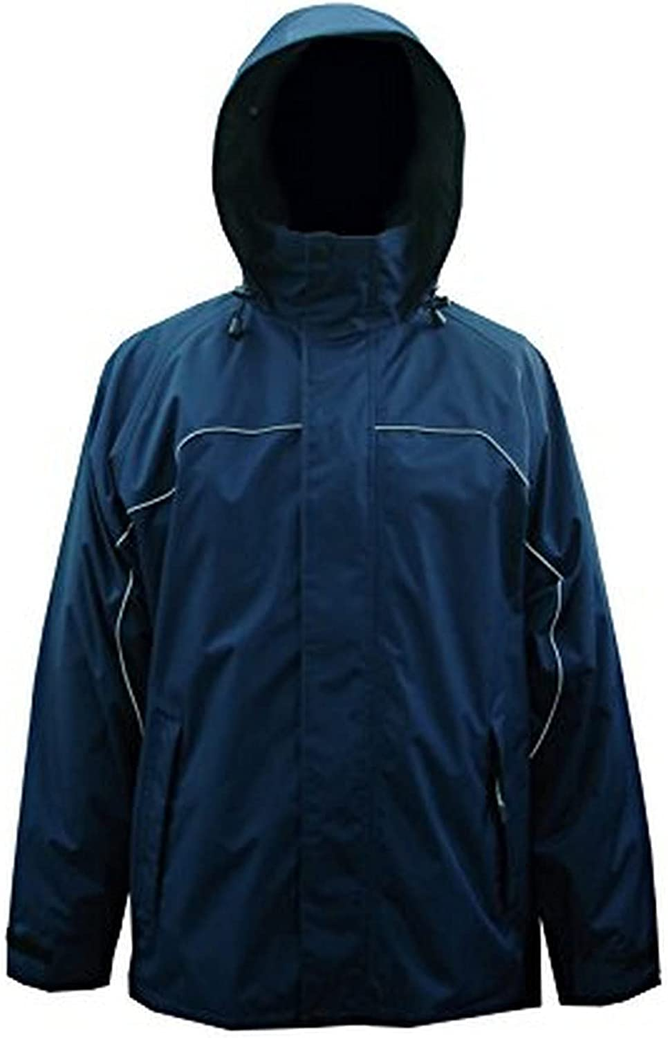 VIKING Torrent 3-in-1 Waterproof and Windproof Insulated Winter Jacket with Reflective Piping