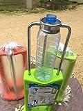 Réducteur de bouteilles plastiques...
