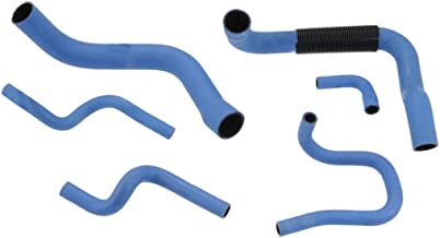 Continental Elite 5001 Blue Xtreme Hose Kit for Ford Mustang, 5.0L 1986-1993