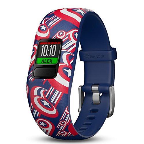Garmin 010-12666-12 Reloj Inteligente Azul, Rojo, Blanco - Relojes Inteligentes (Azul, Rojo, Blanco)