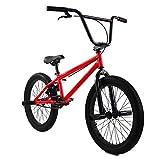 "Elite 20"" & 16' BMX Bicycle The Stealth Freestyle Bike"