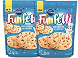 Funfetti Sugar Cookie Mix with Candy Bits, 16 oz (2 Pack)