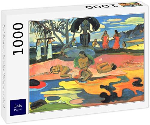 Lais pussel Paul Gauguin – söndag (Mahana no atua) 1 000 stycken