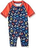 Tommy Bahama Boys' One Piece Rashguard Swimsuit Bathingsuit,...