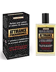 Pheromos – Perfume para hombre activador de feromonas, aumenta la libido, excita a la mujer, afrodisíaco potente para hombres