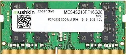 Mushkin Essentials Max 71% OFF – DDR4 Laptop Memory DRAM 16GB 2R 2021 autumn and winter new