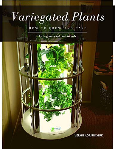 Variegated Plants: How to grow and care (English Edition)