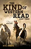 THE KIND OF WESTERN I'D LIKE TO READ- PART THREE...