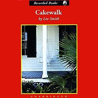 Cakewalk audiobook cover art