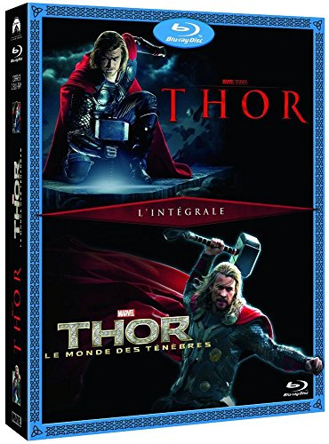Thor + Thor: Le Monde des Ténèbres [Francia] [Blu-ray]