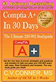 Comptia A+ 220-902 : The Ultimate Guide To Mastering The Exam in 30 Days