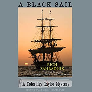 Couverture de A Black Sail