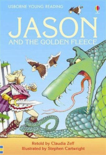 Jason and the Golden Fleece (3.2 Young Reading Series Two (Blue))