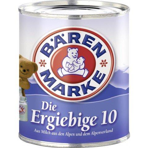 Bärenmarke Kondensmilch 10% 10er Pack 10 x 340g