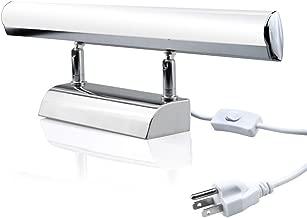 wall light with plug