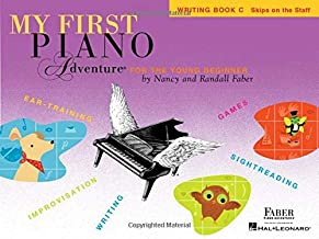 My First Piano Adventure: Writing Book C (Piano Adventure's) PDF